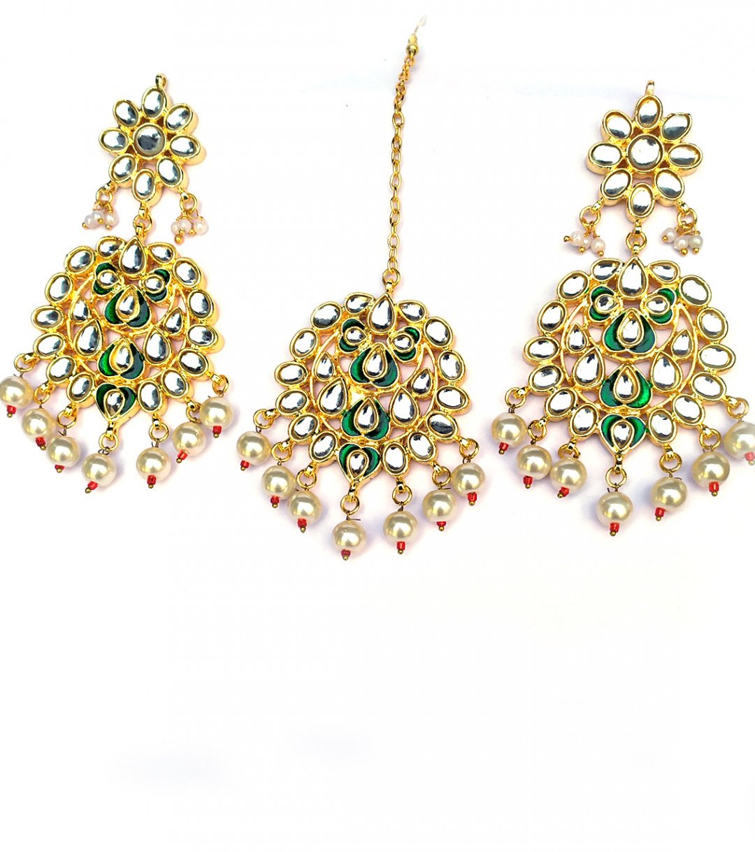 Kundan Necklace Set for women & girls