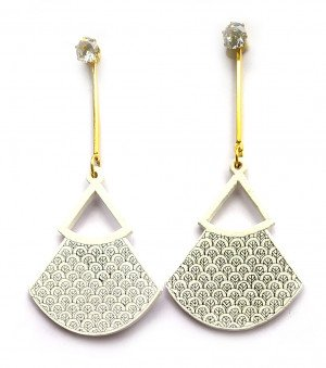 Western Design Earrings for Girls & Woman
