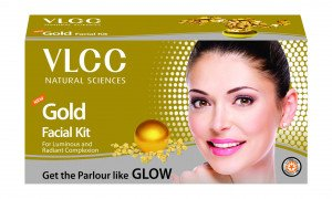 VLCC Gold Facial Kit, 60g