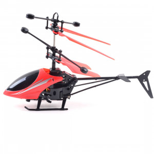 Hand Sensor Flying Helicopter for kids