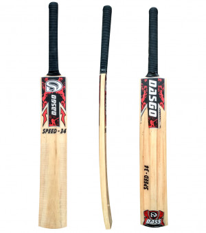 HM Tennise Cricket Bat Speed-34 R