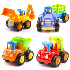 HM Unbreakable Automobile Car Toy Set