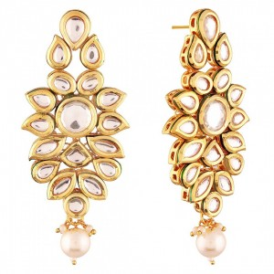 Kundan Earrings For Woman & Girls