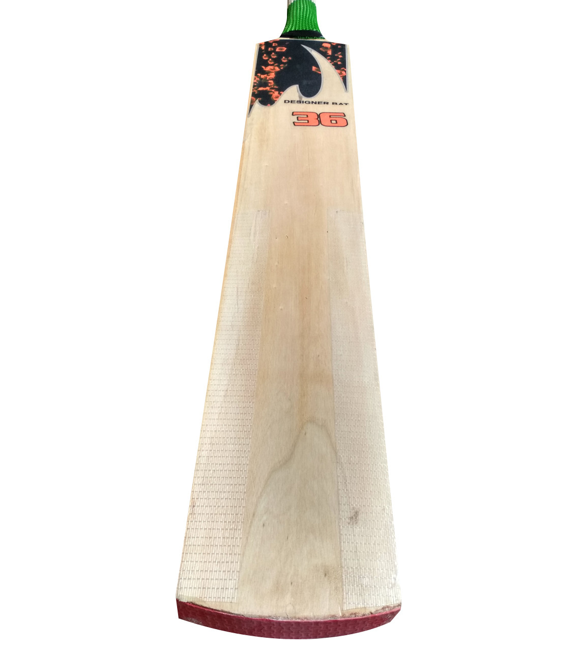 HM Scoop Tennise Cricket Bat 36