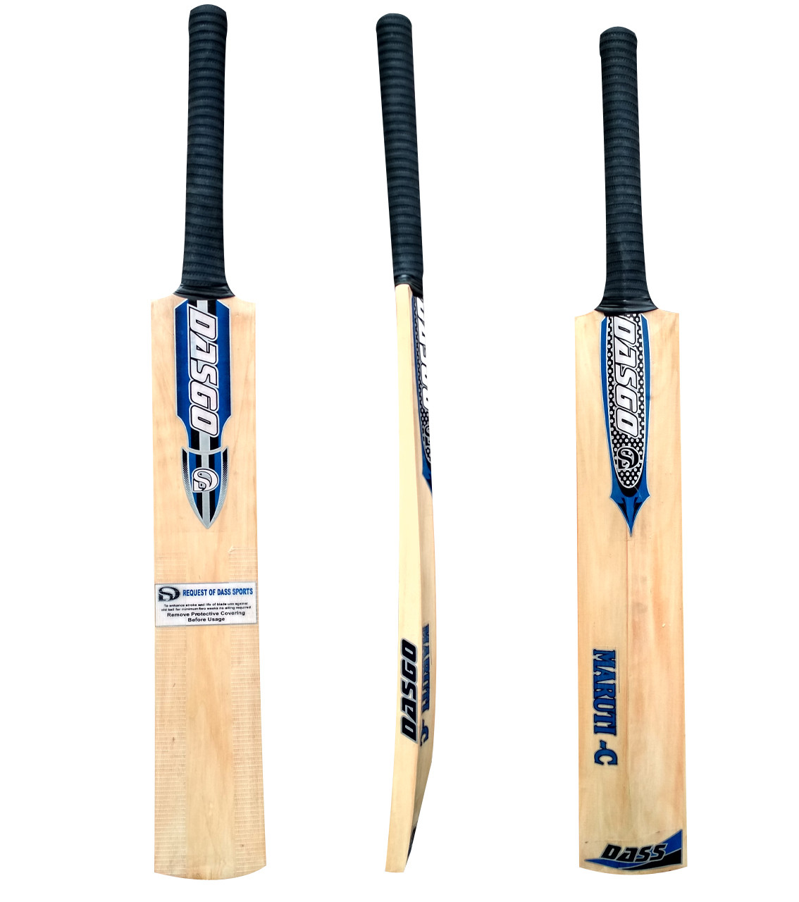 HM Tennise Cricket Bat Maruti-CP